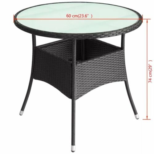 Mosaic Bistro Furniture Set Garden Patio Balcony Cafe Table/&Chair Vairous Models