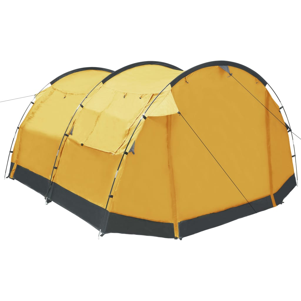 4 Person//Man Large Family Tunnel Tent Waterproof Camping Family Blackout