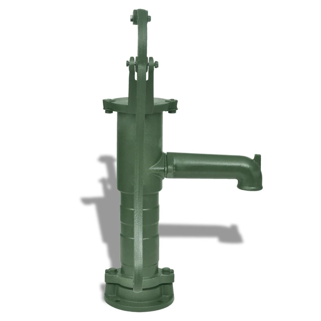 Cast Iron Water Pump Watering Garden Hand Well Farm Plumb Home Vintage Style UK