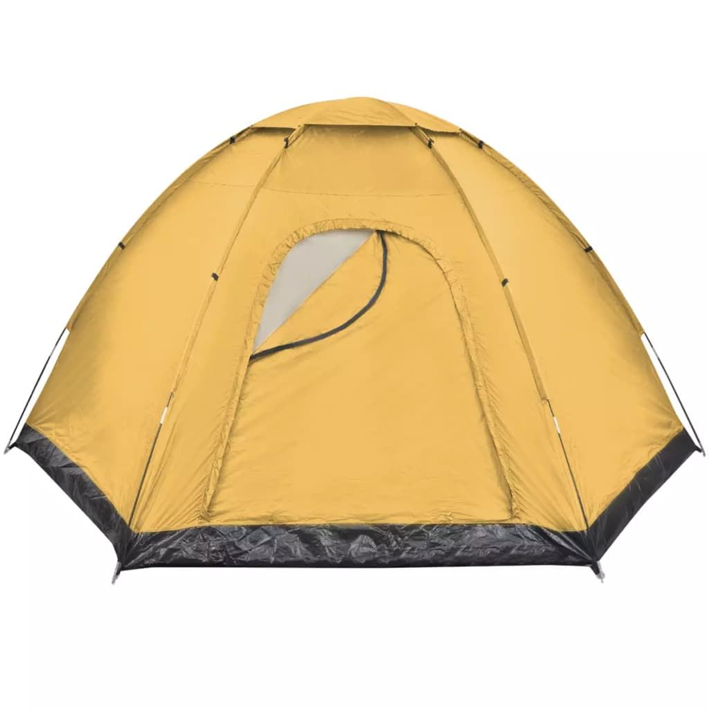 6 Person Portable Tent Waterproof Large Family Group Outdoor Camping Tent