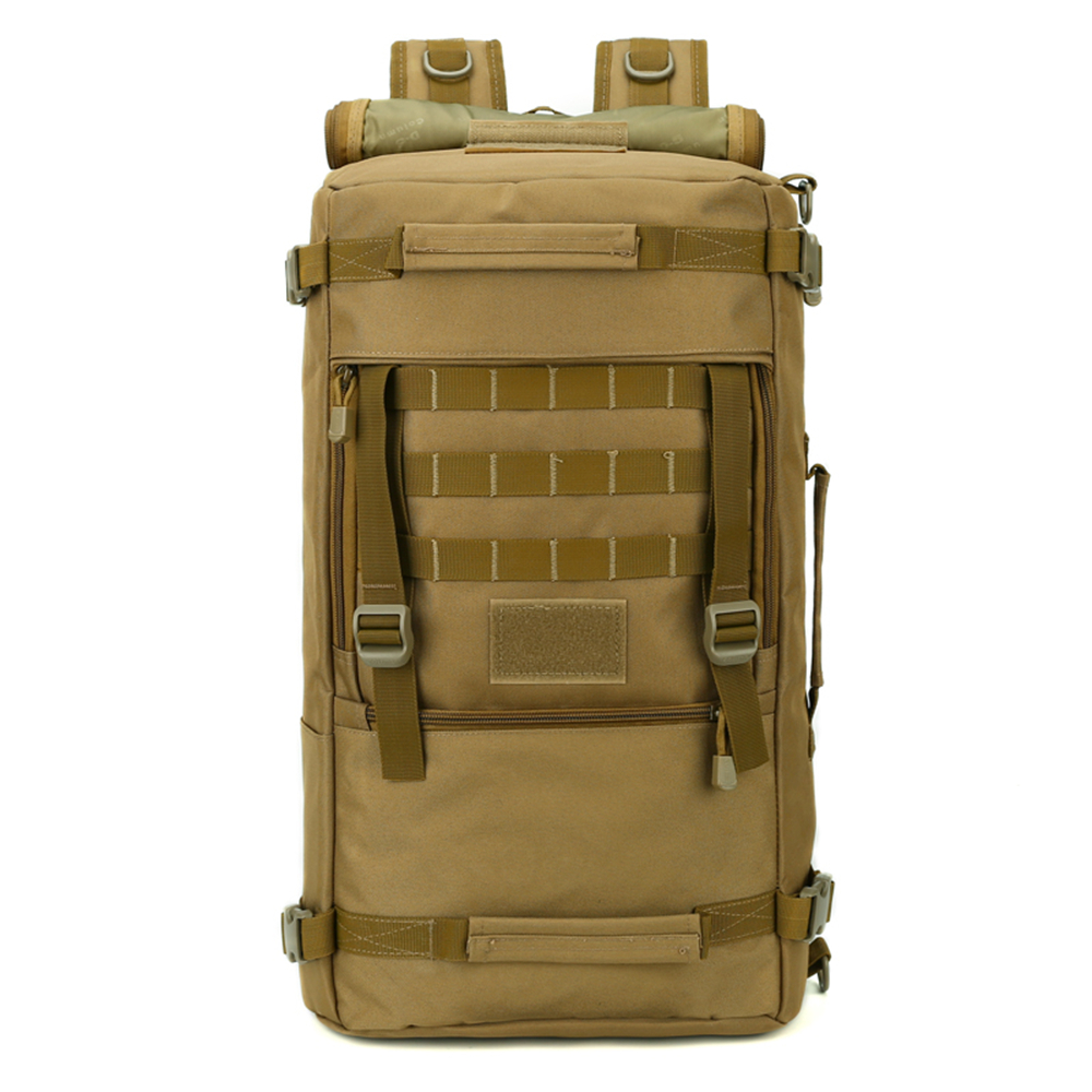 3-in-1-50L-Military-Tactical-Backpack-Rucksack-Waterproof-Large-Shoulder-Bag-UK thumbnail 18