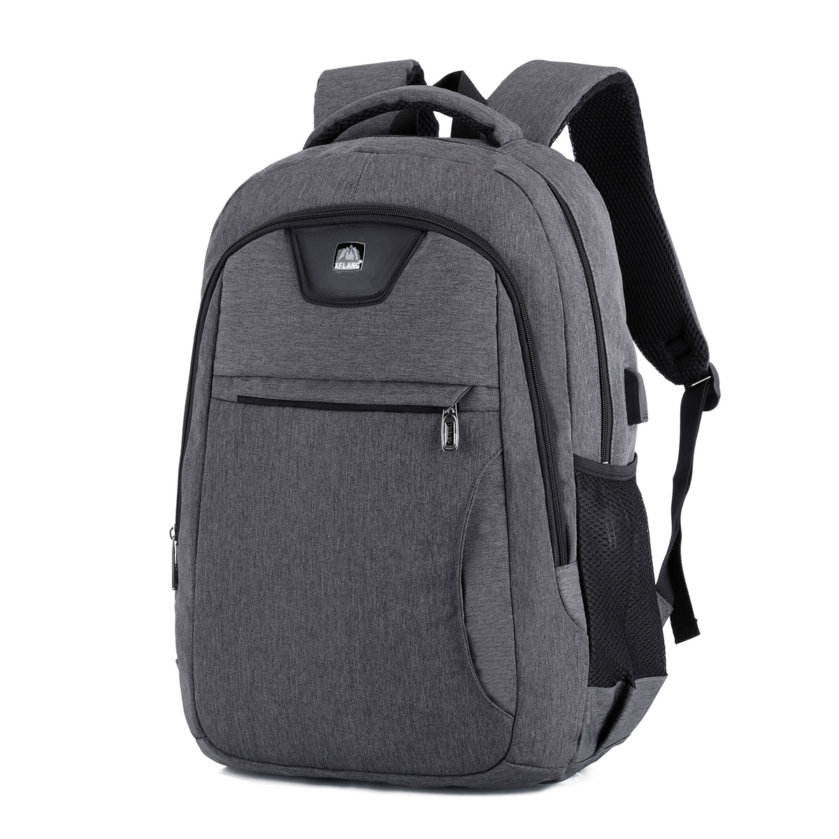 15.6 Inch Mens Waterproof Travel Gear Backpack Laptop Hiking Rucksack School Bag