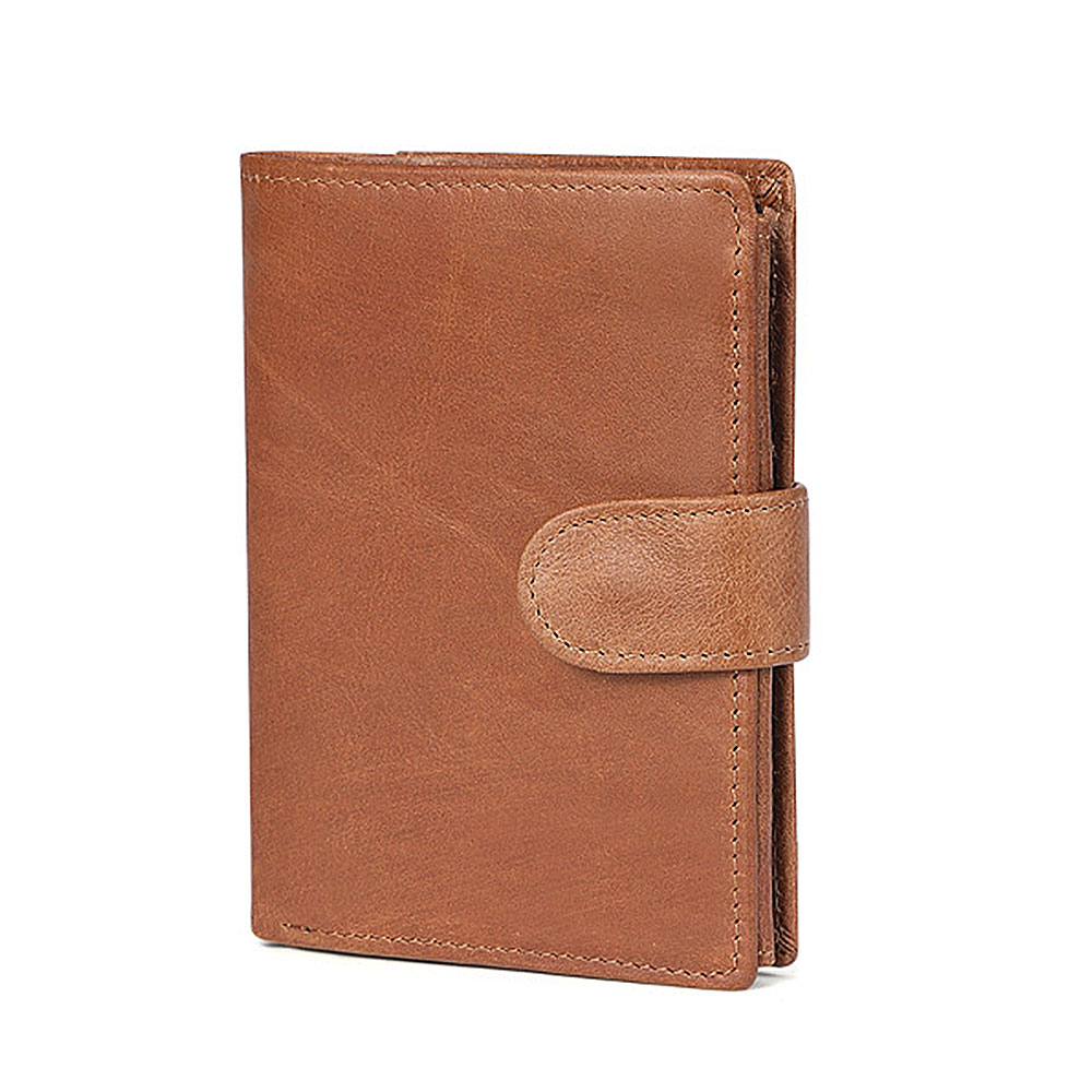 Men-039-s-Genuine-Leather-Trifold-RFID-Wallet-Money-Clip-Card-Holder-Coin-Purse-Case thumbnail 25