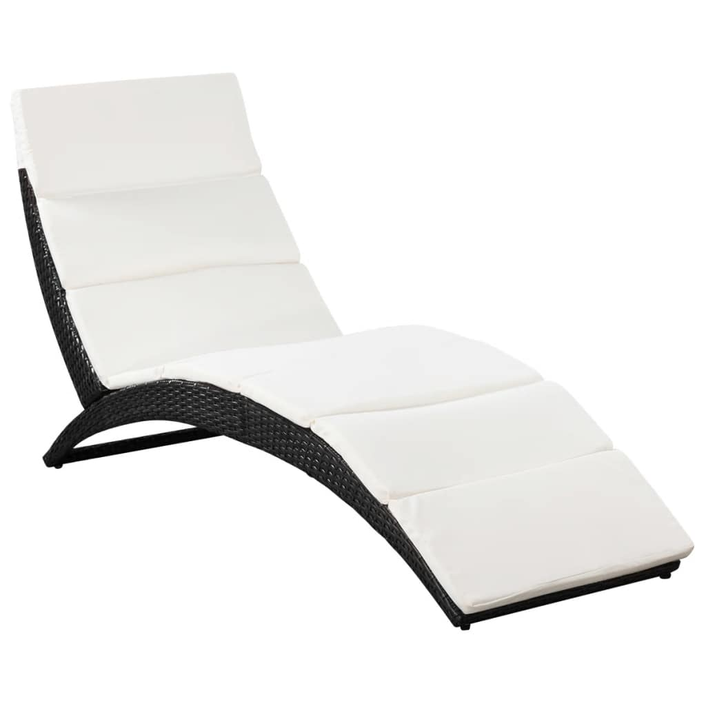 Outdoor-Garden-Chaise-Lounge-Chair-Sun-Bed-Pool-Patio-Day-Bed-Sofa-Poly-Rattan thumbnail 44