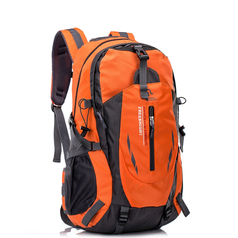 40L-Outdoor-Sports-Day-packs-Waterproof-Luggage-Travel-Hiking-Rucksack-Bag thumbnail 38