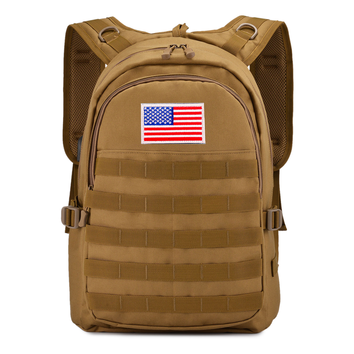 30L-Military-Tactical-Backpack-Molle-USB-Assault-Pack-Hiking-Camping-Rucksack thumbnail 18