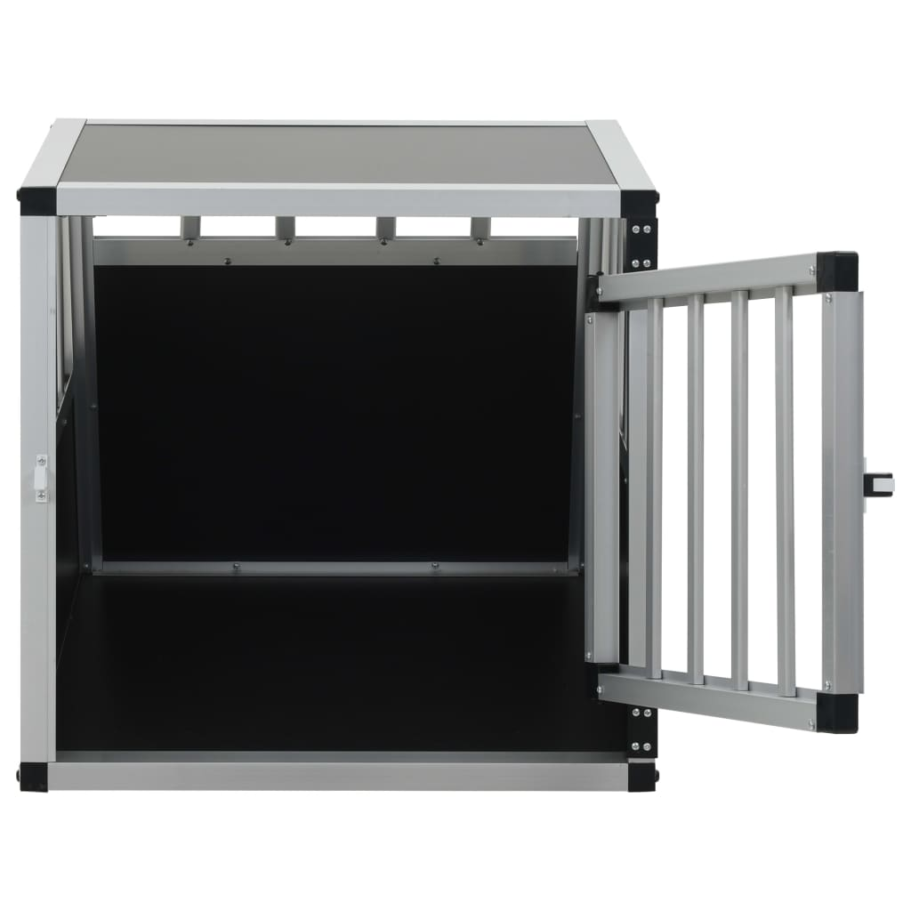 vidaXL-Dog-Cage-Dog-Kennels-Dog-Crates-with-Single-Double-Door-Multi-Sizes thumbnail 29