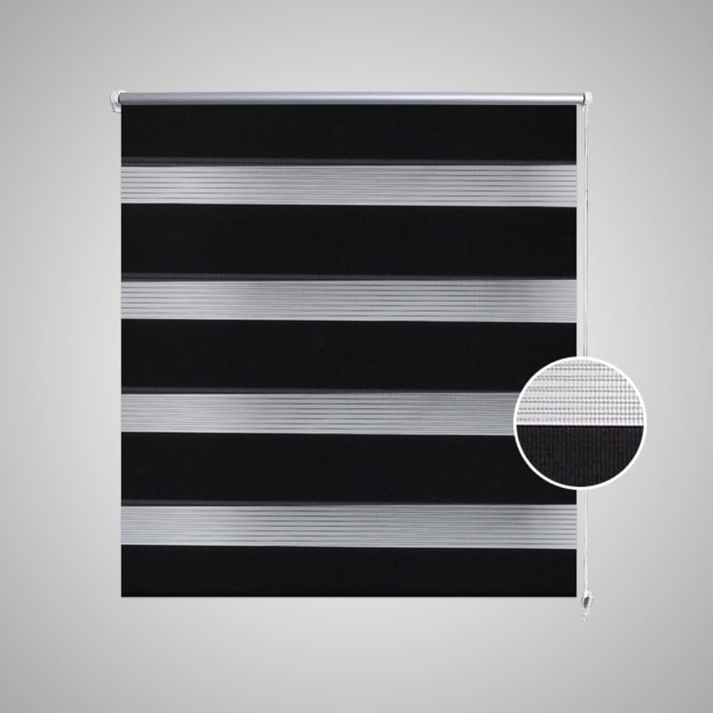 Window-Roller-Blinds-Zebra-Vision-Day-And-Night-Striped-For-Home-Office-Decor thumbnail 20