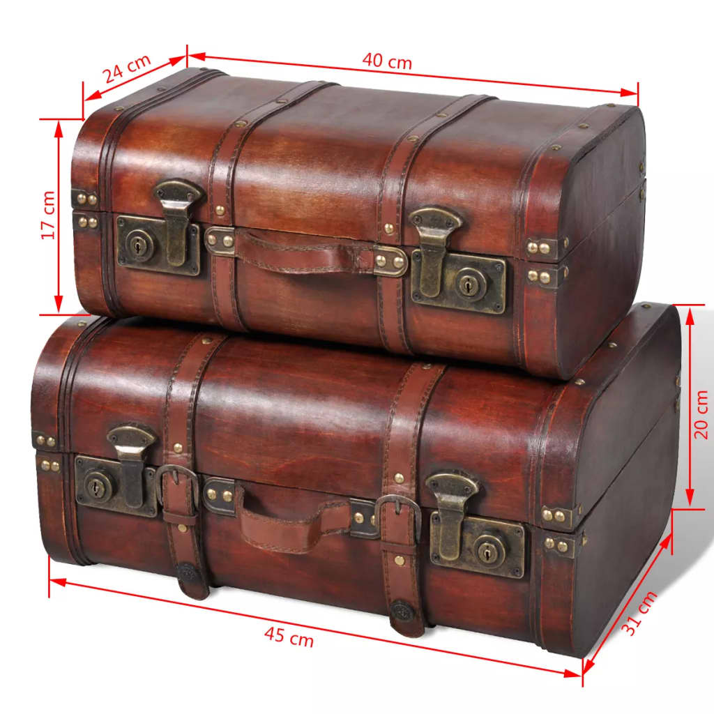 Large-Wooden-Brown-Treasure-Box-Storage-Chest-Trunk-Coffee-Table-Home-Furniture thumbnail 19